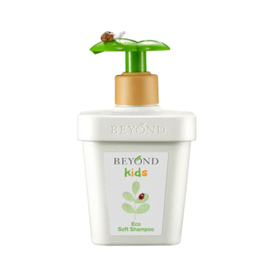 BEYOND  KIDS ECO SOFT SHAMPOO