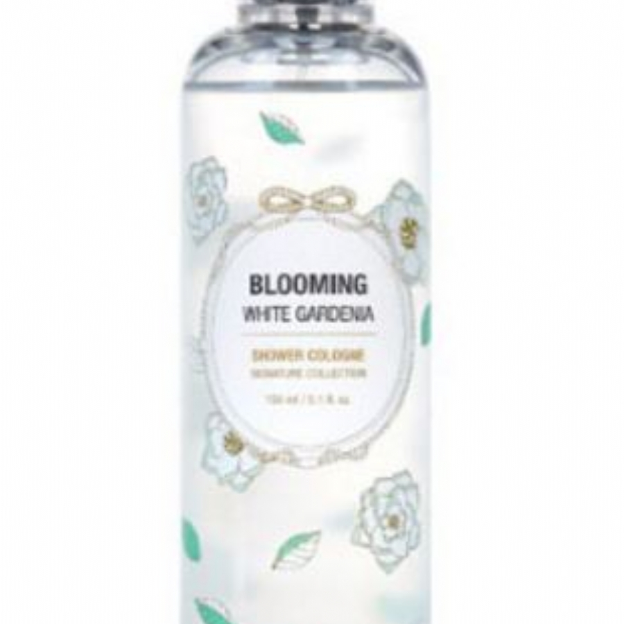 BLOOMİNG WHİTE GARDENİA SHOWER COLOGNE