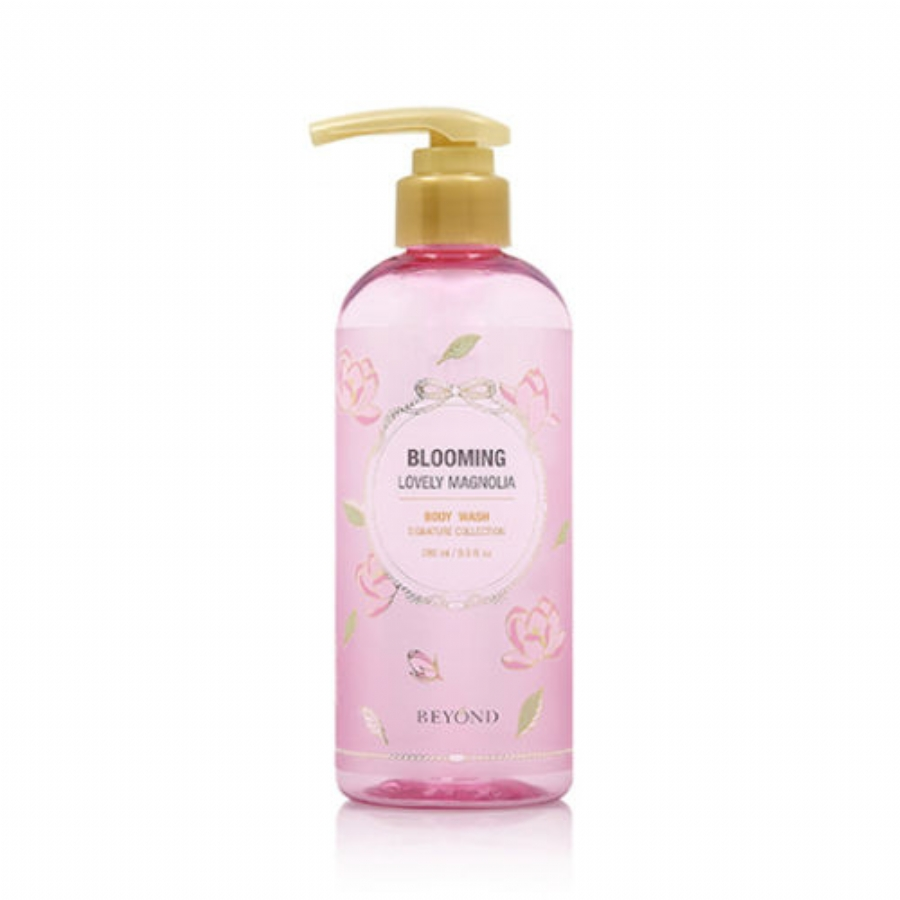 BLOOMİNG LOVELY MAGNOLİA BODY WASH