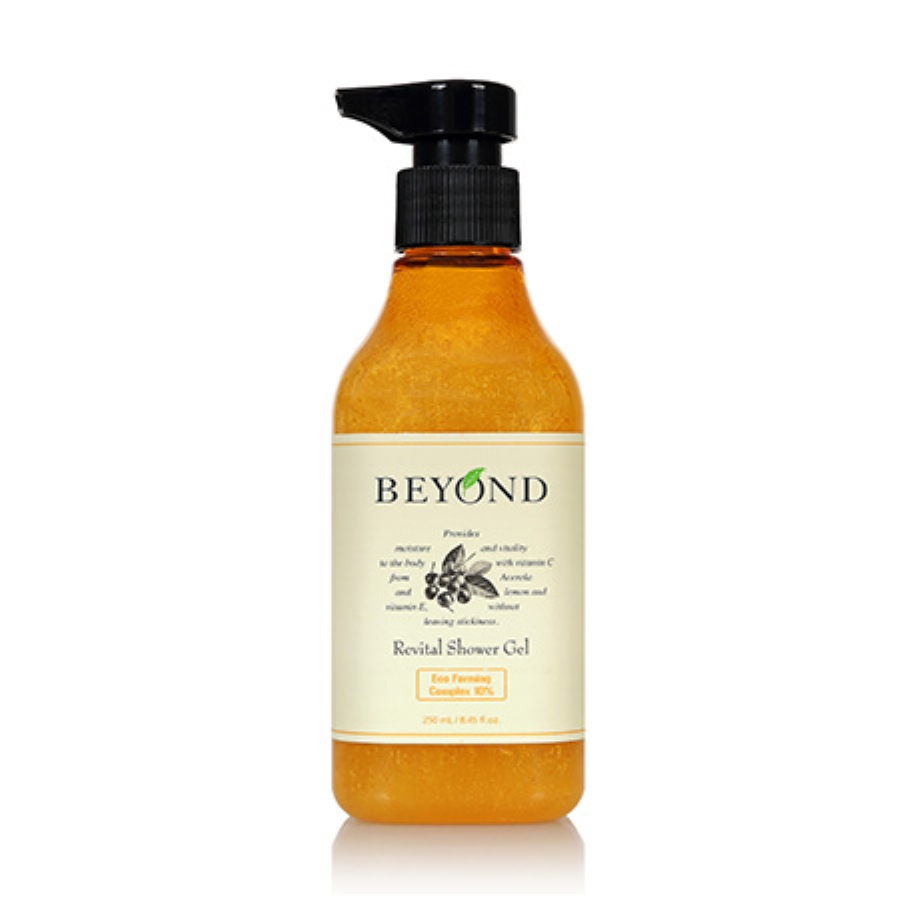 BEYOND REVİTAL SHOWER GEL
