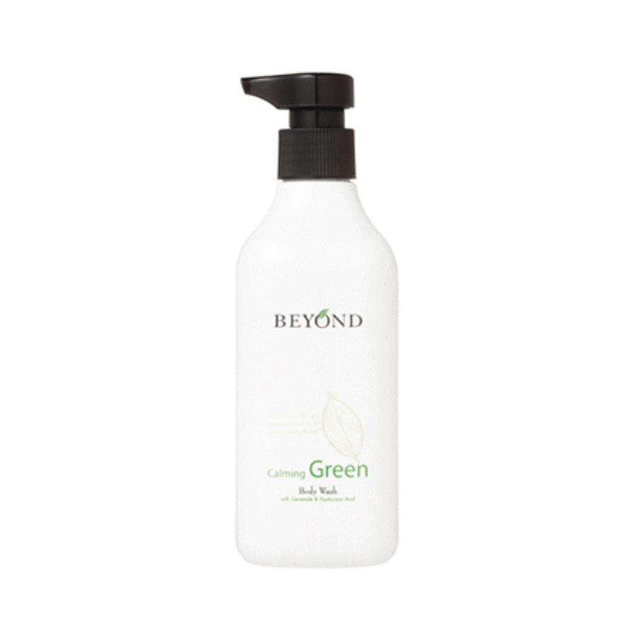 Calming Green Body Wash