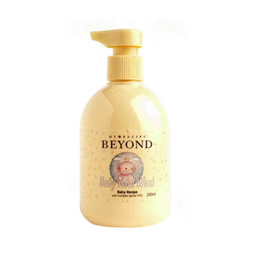 BEYOND BABY TOTAL WASH