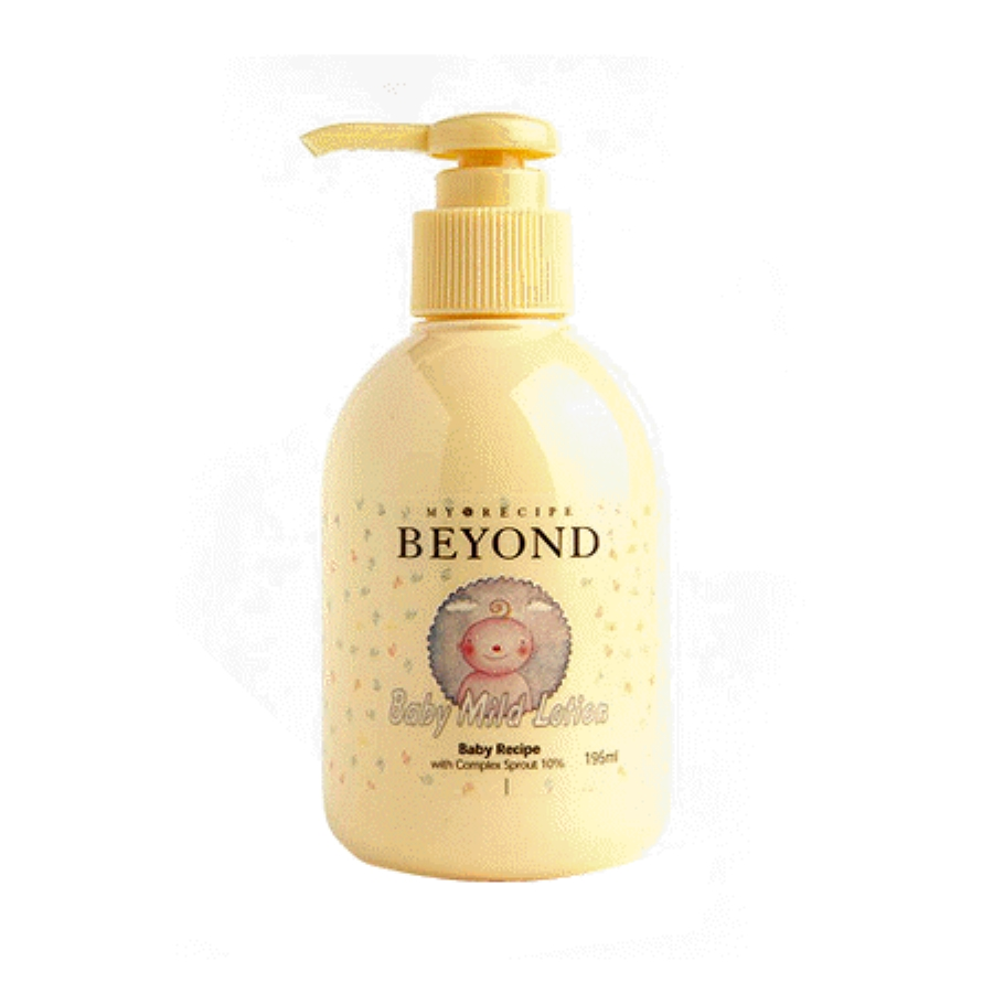 BEYOND BABY MİLD LOTİON