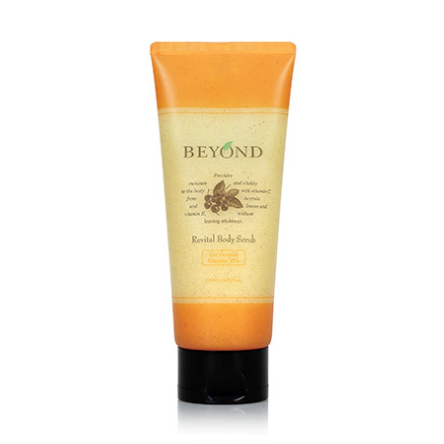 BEYOND REVİTAL BODY SCRUB