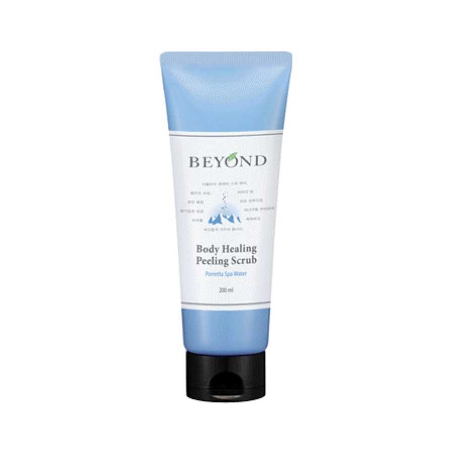 Beyond Body Healing Cream Shower