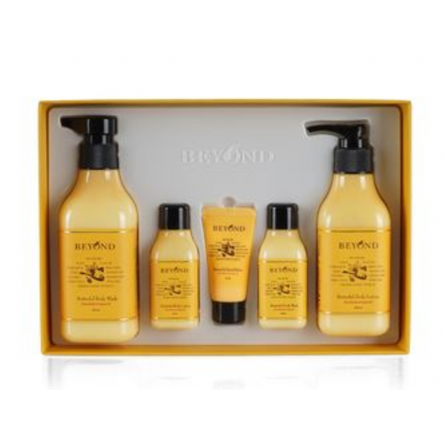 BEYOND  BUTTERFUL BODY 2PCS SET