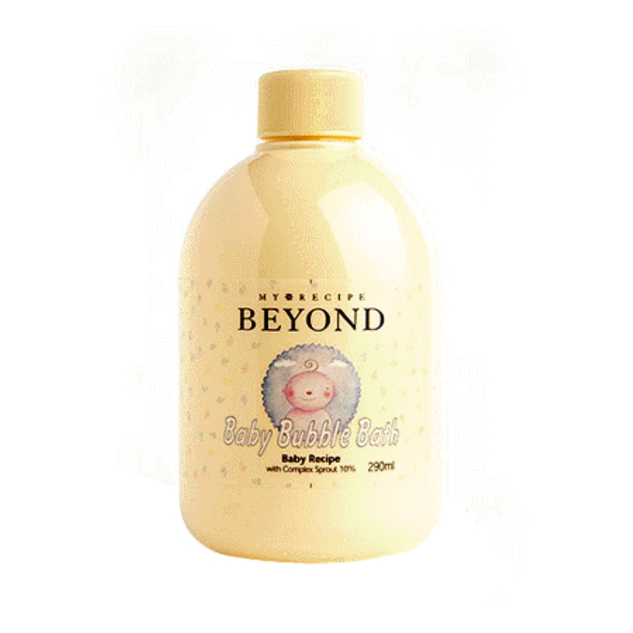 BEYOND BABY BUBBLE BATH