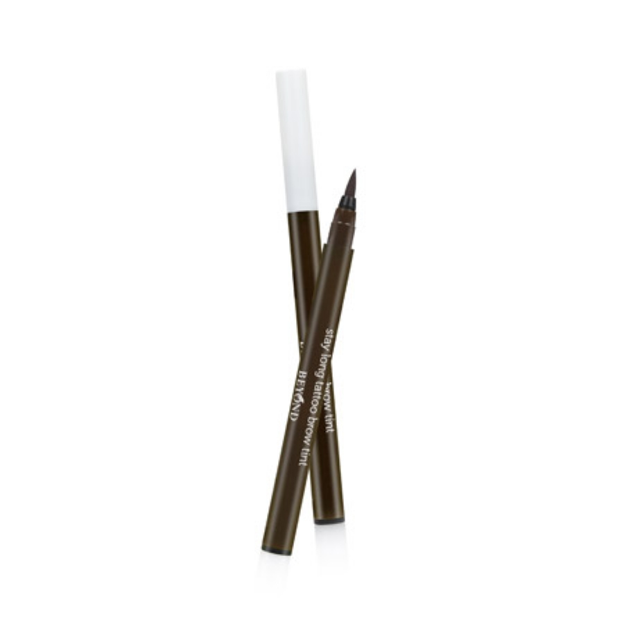 BEYOND  STAY LONG TATTOO BROW TINT 01 DARK BROWN