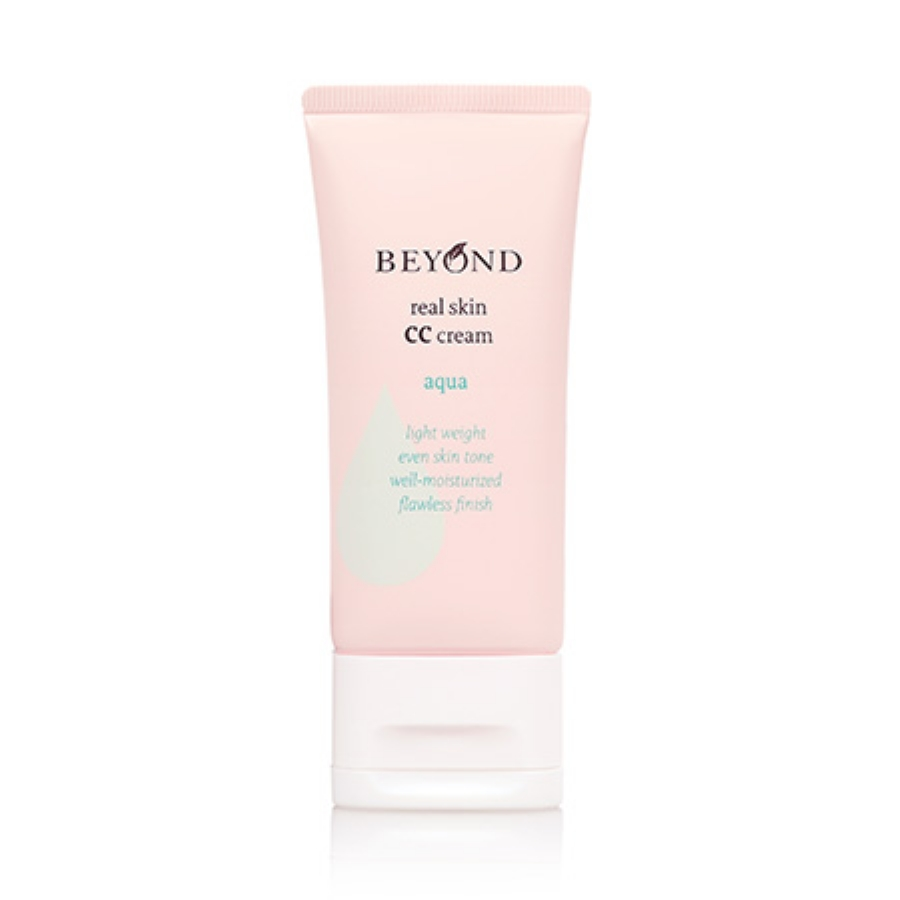 BEYOND  REAL SKIN CC CREAM (01.AQUA)