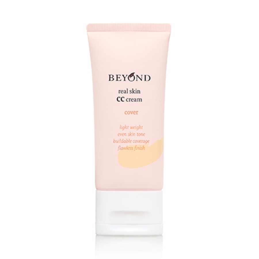 BEYOND  REAL SKIN CC CREAM (02.COVER)