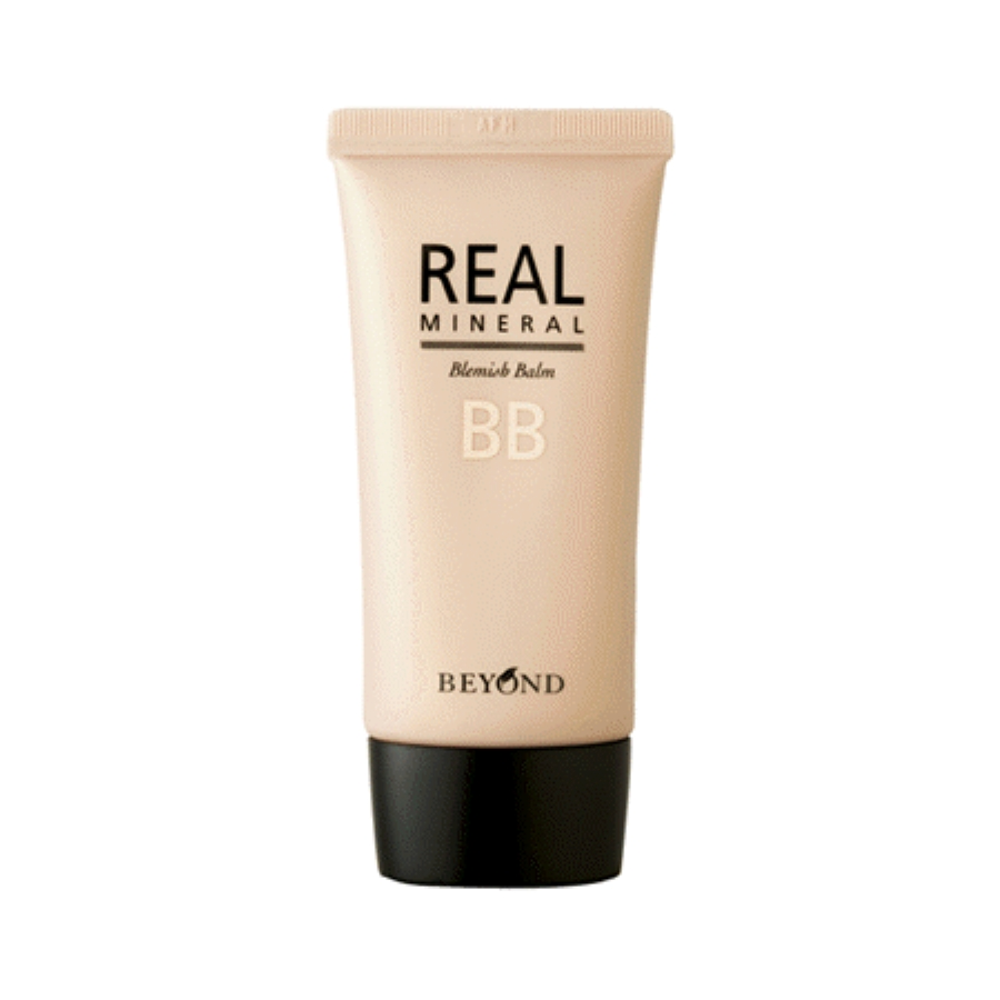 BEYOND  REAL MINERAL BB  (BLEMISH BALM)