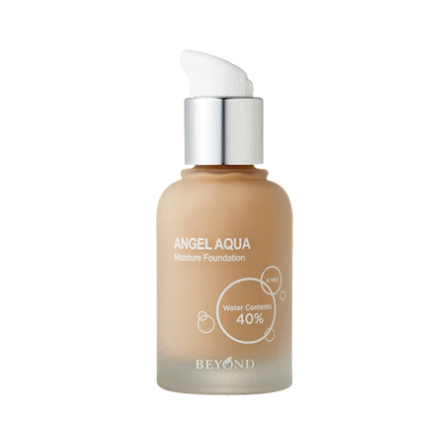 BEYOND  ANGEL AQUA MOISTURE FOUNDATION #1 LIGHT