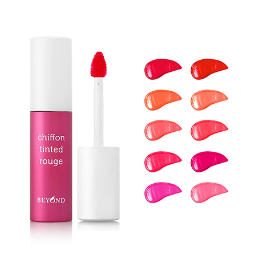 BEYOND  CHIFFON TINTED ROUGE 06