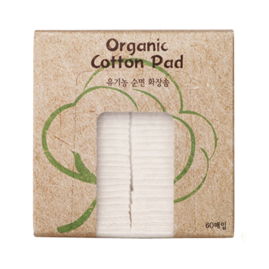 beyond eco organic cotton pad