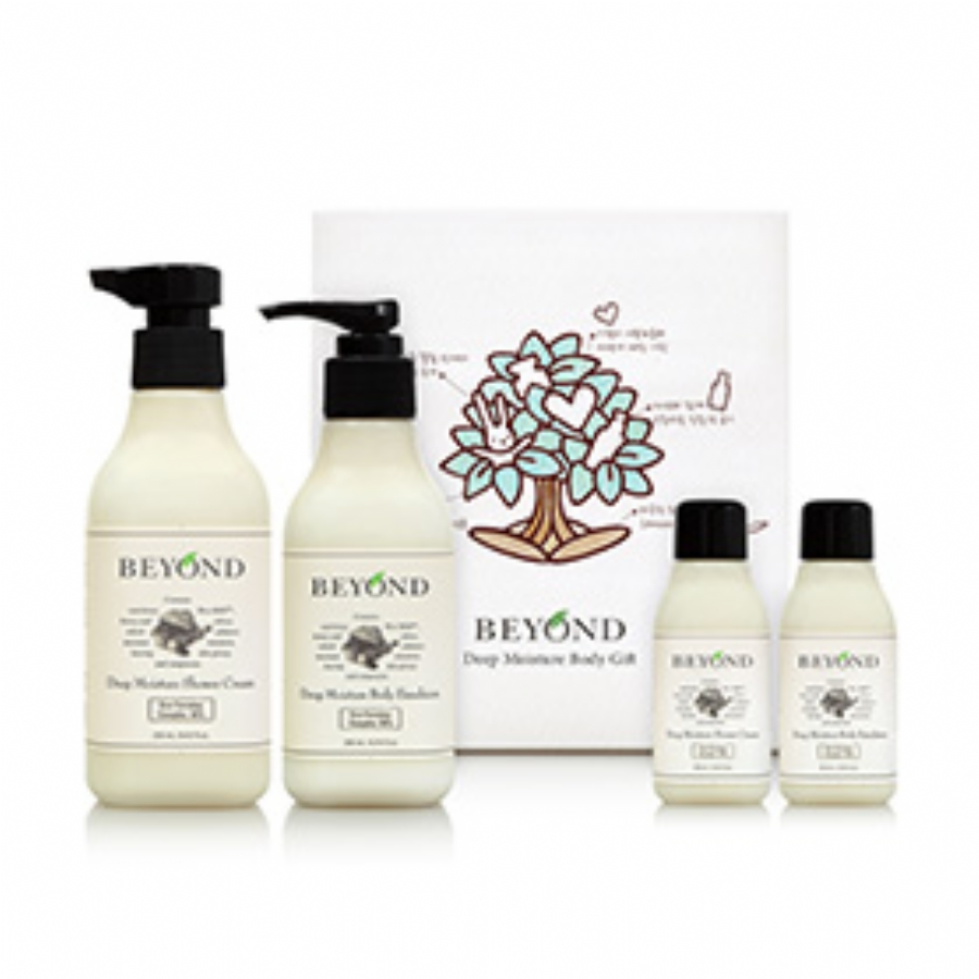 BEYOND DEEP MOİSTURE BODY 2PCS SET