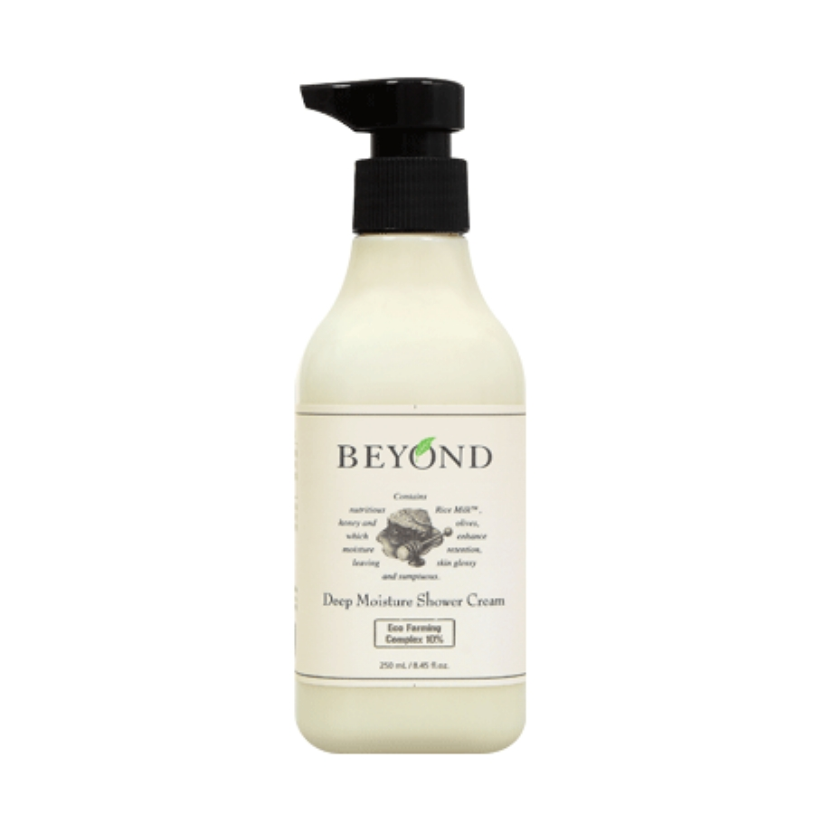 Beyond Deep Moisture Shower Cream