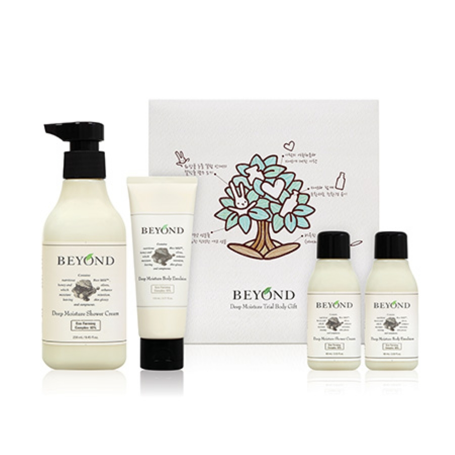 Beyond Deep Moisture Trial Body Gift