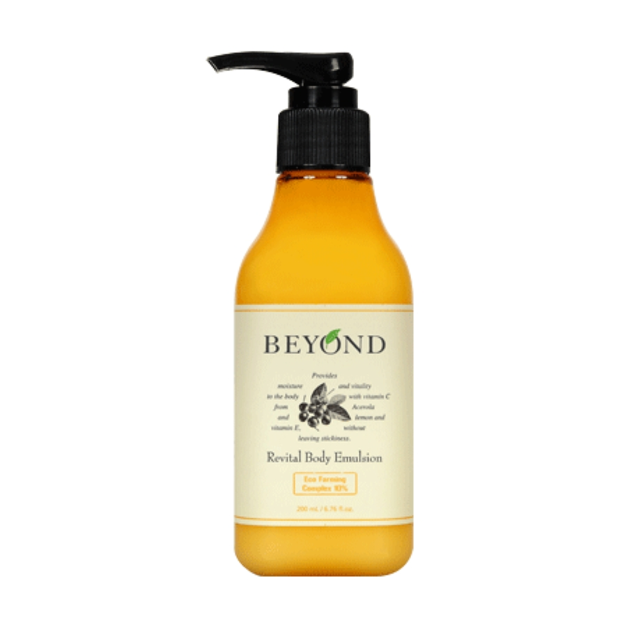 Beyond Revital Body Emulsion