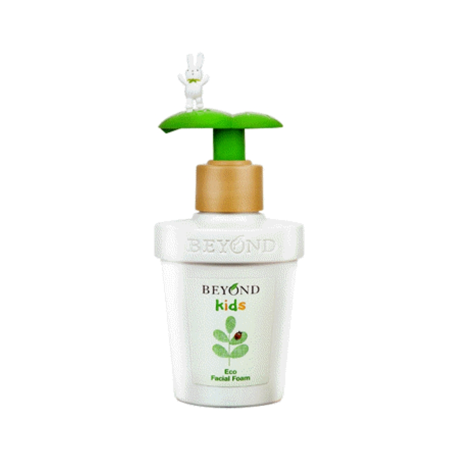 Kids Eco Facial Foam