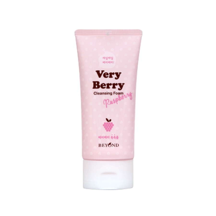 Beyond Very Berry Raspberry Cleansing Foam