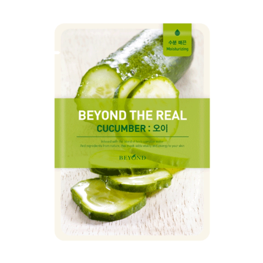 Beyond The Real Cucumber Mask
