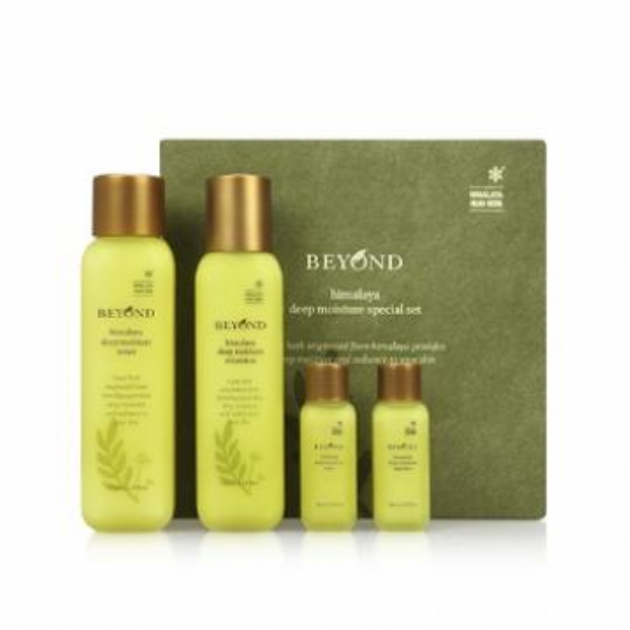 Beyond Hymalaya Deep Moisture 2pcs set