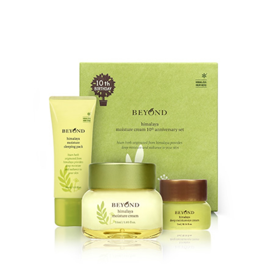 Beyond Hymalaya Deep Moisture Cream set
