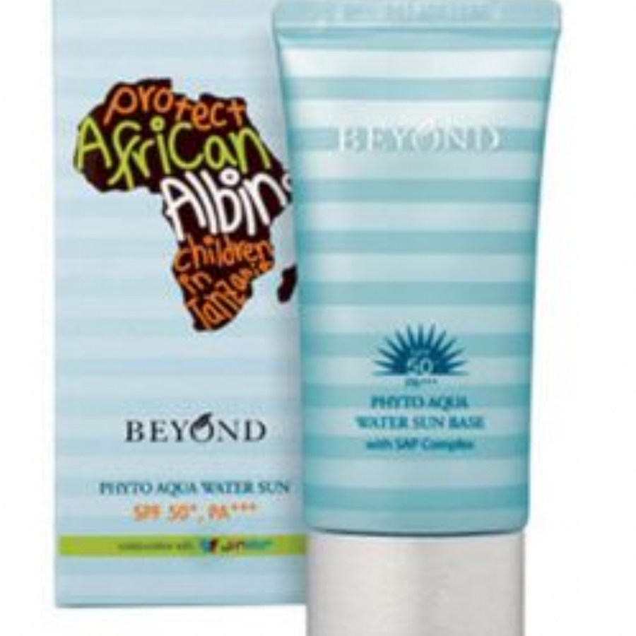 BEYOND PHYTO AQUA WATER SUN BASE
