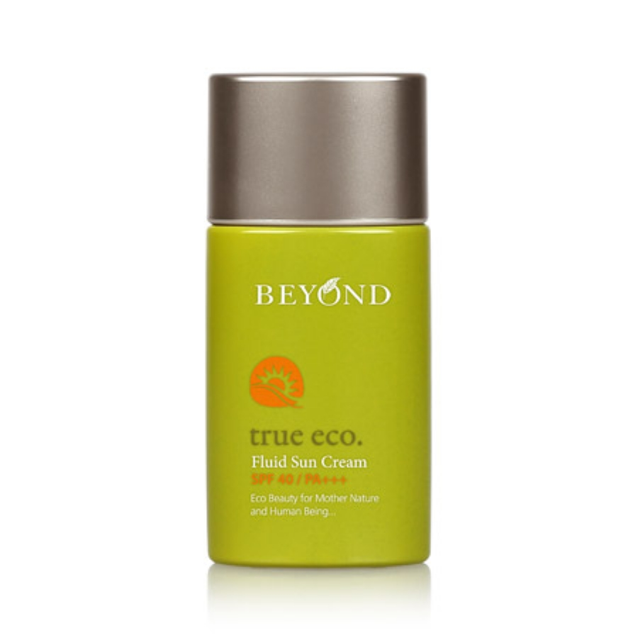 BEYOND TRUE ECO FLUID SUN CREAM SPF40,PA+++ 159,90