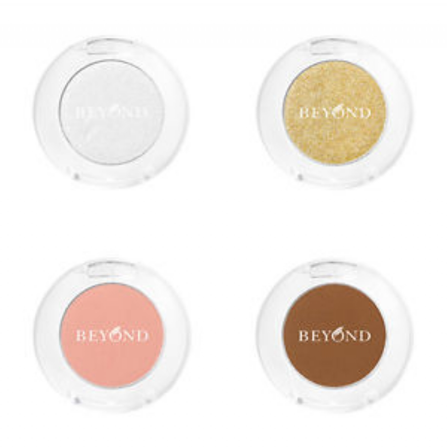 Beyond Single Eye Shadow