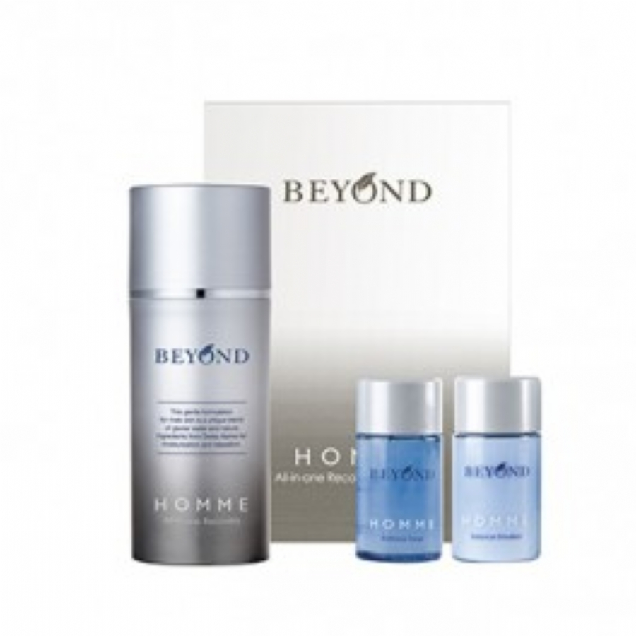 BEYOND HOMME ALL-İN-ONE RECOVERY SET