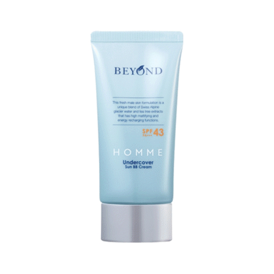 BEYOND HOMME UNDER COVER SUN BB CREAM