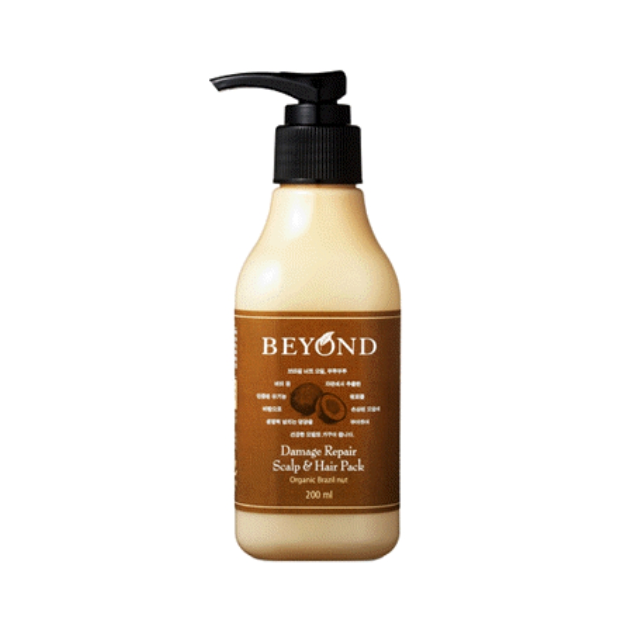 BEYOND  DAMAGE REPAIR SCALP & HAIRPACK