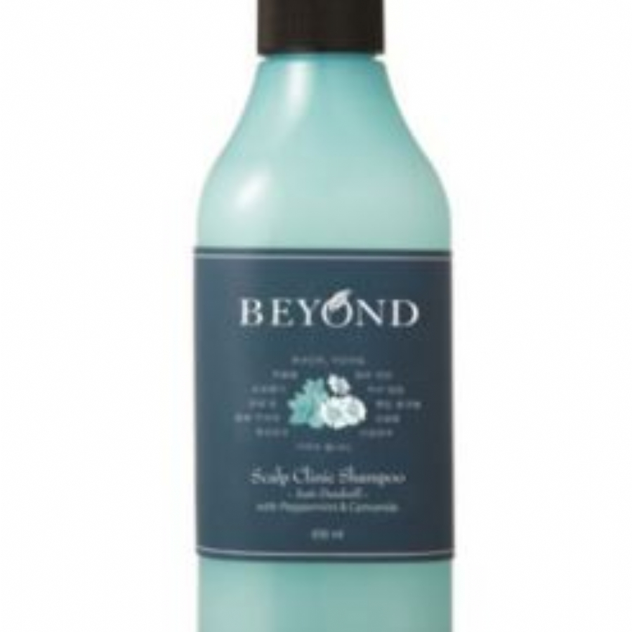 BEYOND  DEEP CLEAN SCALP CLINIC SHAMPOO